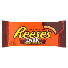 Reese's Peanut Butter Dark Chocolate 2 Cups 39 g