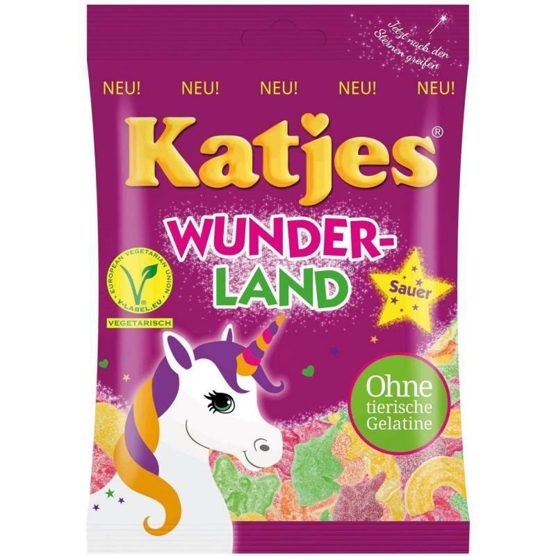 Katjes Wunder - Land sauer