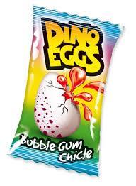 Жвачка Fini Dino Eggs