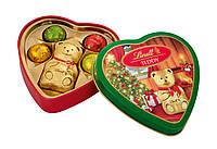 Подарунковий набір цукерок Lindt Teddy Herzdose 30 g (знижка)