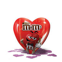 Сердце M&M's