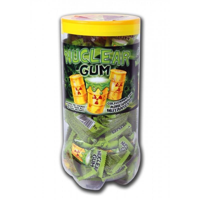 Fini Bubble Gum Nuclear Упаковка