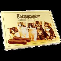 Коробка конфет Katzenzungen Milk Chocolate 100 g