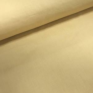 Хлопковая ткань однотонная дыня