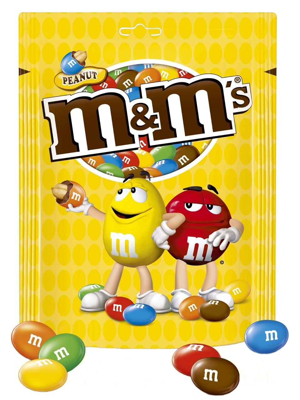 M&Ms Peanut 275 g