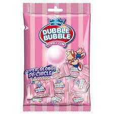 Dubble Bubble Gum Strawberry 85 g