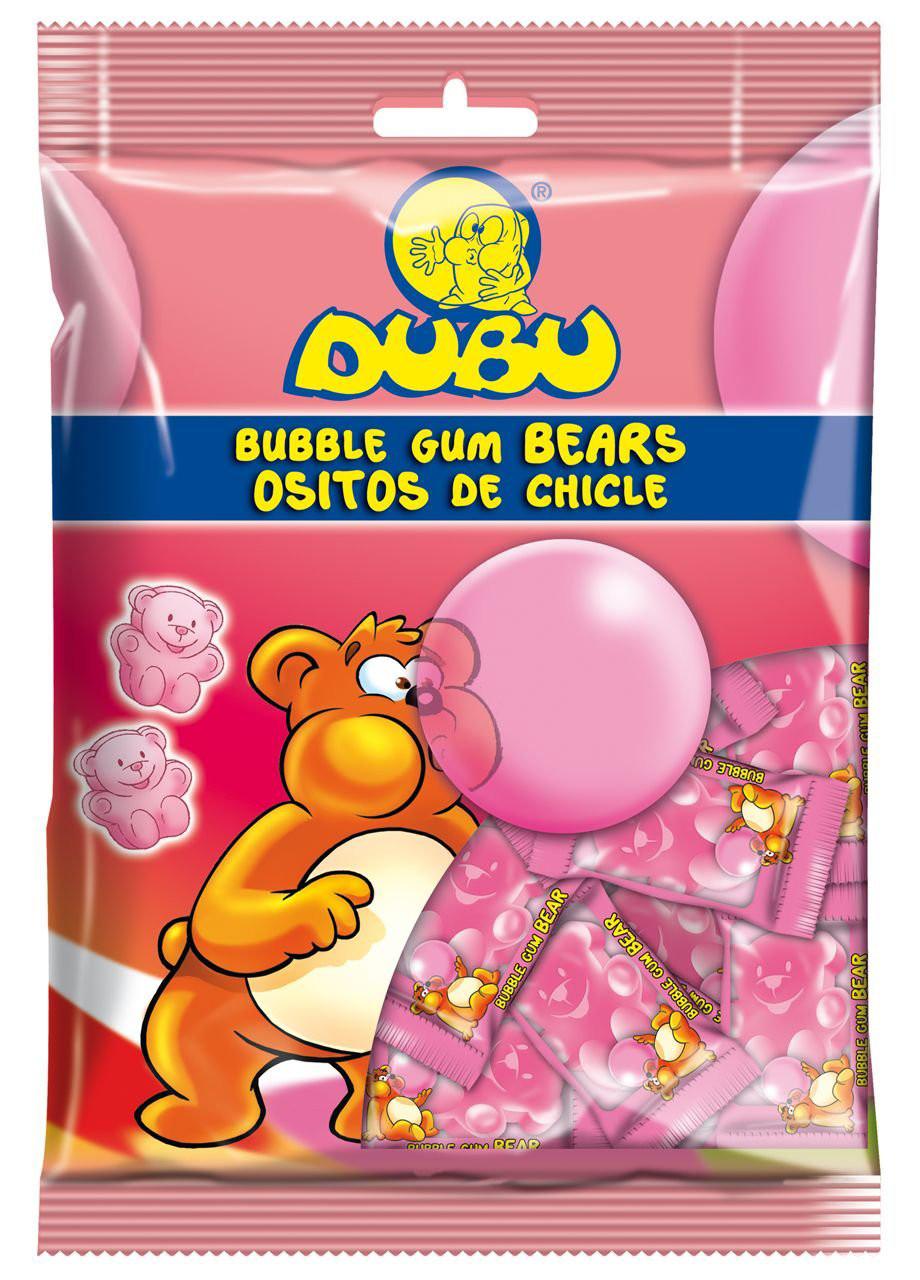 Dubble Bubble Gum Bears 85 g