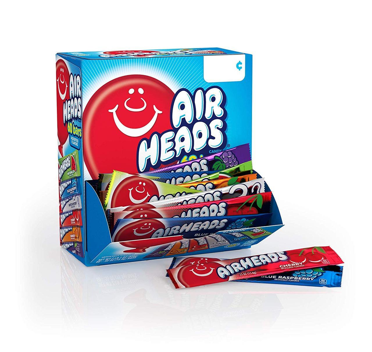 Airheads Bar Assorted 16 g