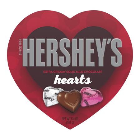 Hershey's Hearts 181 g