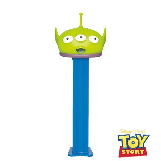 PEZ Toy Story Зеленый Пришелец