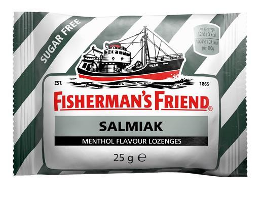 Fisherman's Friend Lakritz 25 g