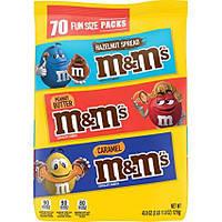 M&m's Mix Fun Size 1219 g