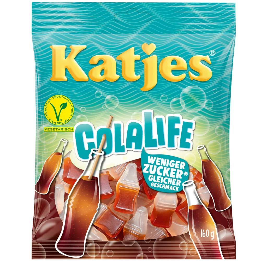 Katjes Cola Life 160 g