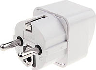 Переходник TOTO Adapter Universal 220В White