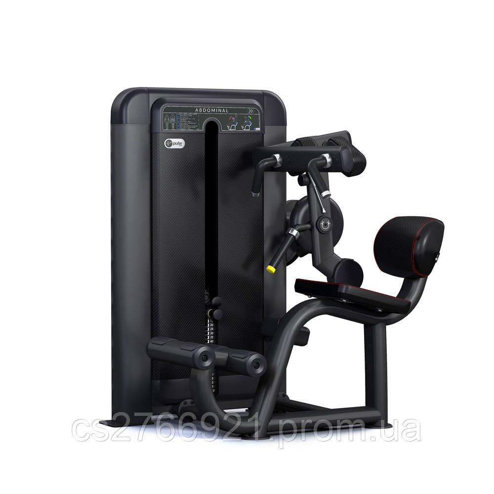 Тренажер для мышц брюшного пресса Pulsefitness 600H