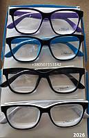 Стильные имиджевые очки, модель 2026
