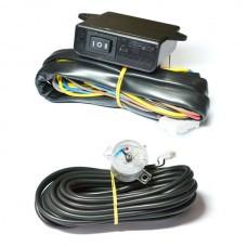 Переключатель газ/бензин карбюратор  с индикацией расхода газа и датчик уровня 50 к-ом