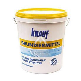 Грунтовка Knauf Grundirmittel F Україна, 10 кг Knauf