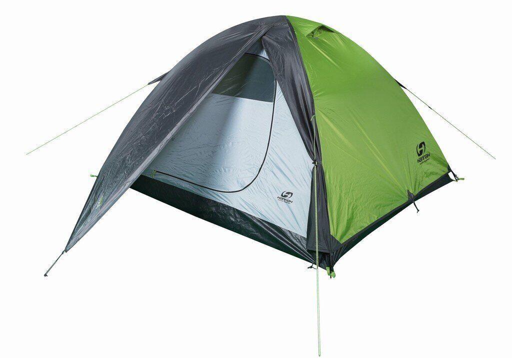 Палатка Hannah Tycoon 4 spring green-cloudy gray (10003225HHX)