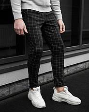 Мужские универсальные брюки в клету Tomson 3 цвета в наличии, фото 2