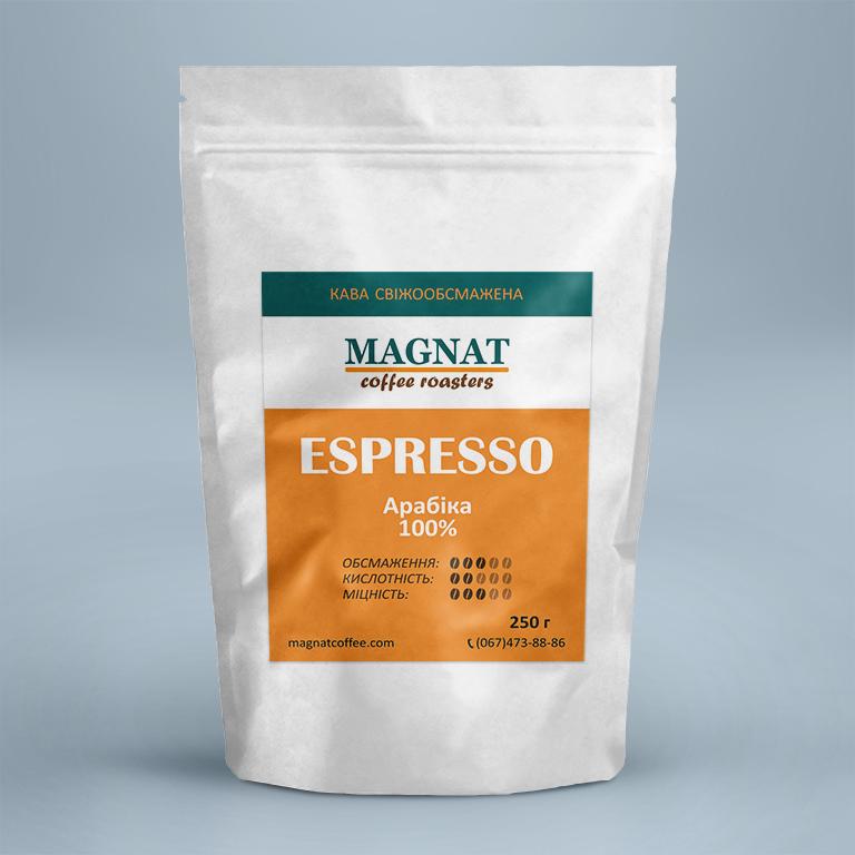 Espreso Blend 100% Арабіка 250 г