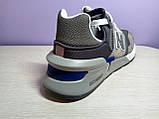 Чоловічі кросівки в стилі New Balance 997 euroncap reveal Grey, фото 3