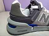 Чоловічі кросівки в стилі New Balance 997 euroncap reveal Grey, фото 6