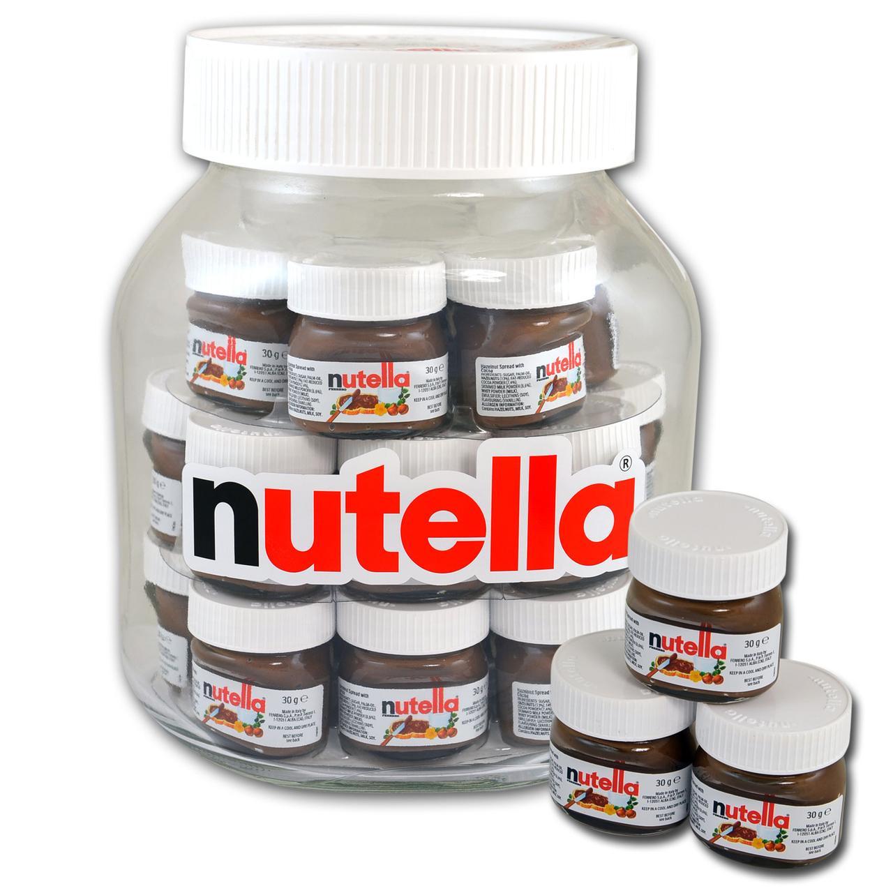 Nutella Hello World