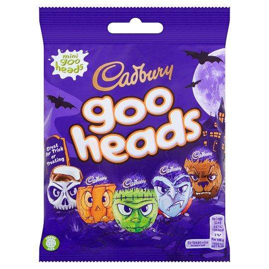 Cadbury Mini Goo Heads Halloween 89 g