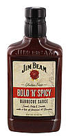 Jim Beam Barbecue Sauce Bold Spicy 510 g