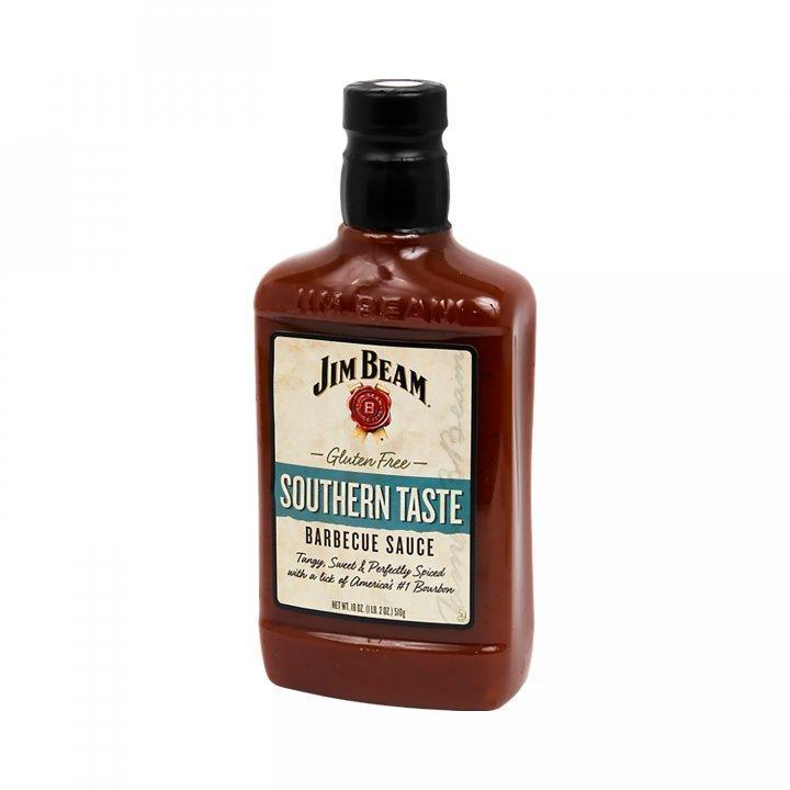 Jim Beam Barbecue Sauce Southern Taste 510 g