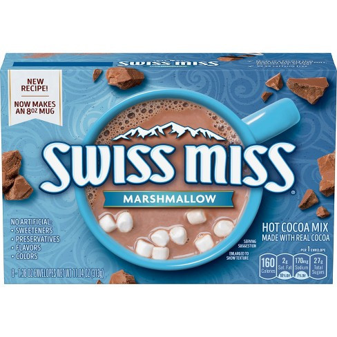 Swiss Miss Hot Cocoa mix Marshmallow 38 g