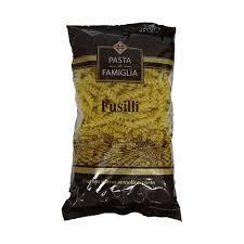 """Макаронні вироби спіраль  """"Pasta Di Famiglia """" 400г"""