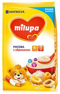 Каша  рисова з абрикосом для дітей від 5-ти місяців