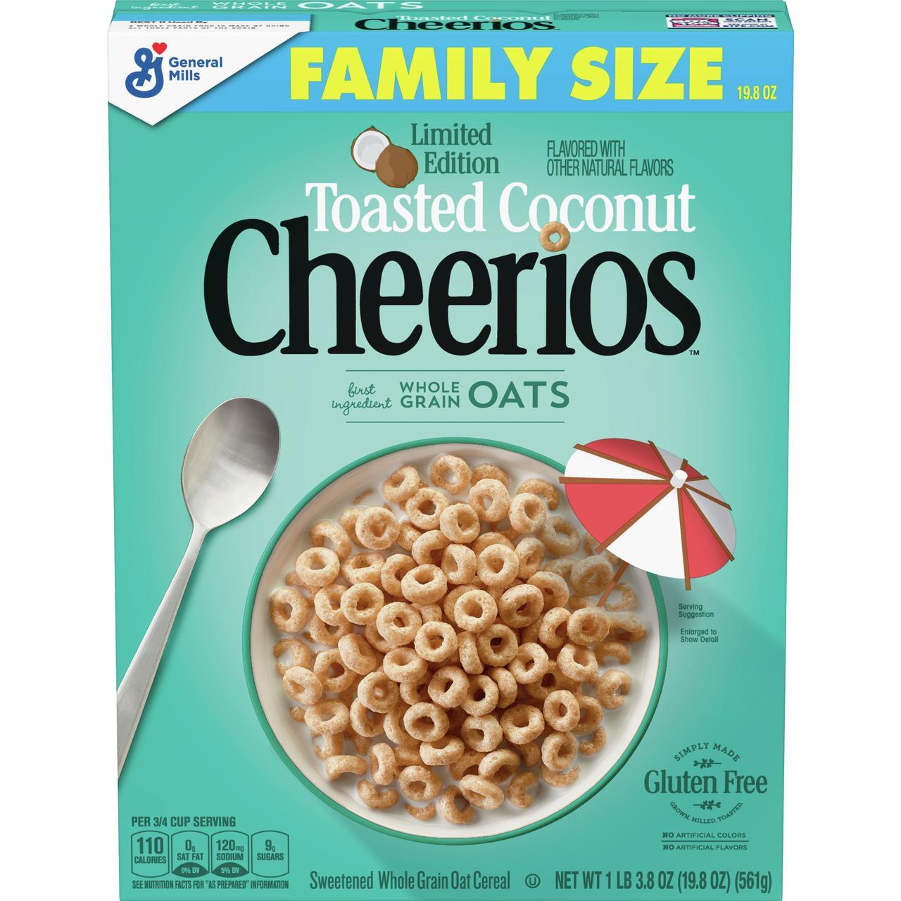 Cheerios Coconut 561 g