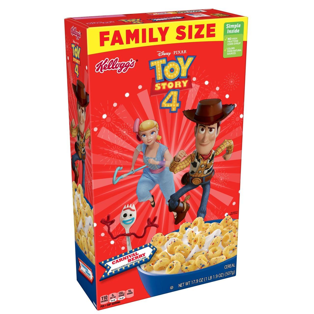 Kellogg's Toy Story 507 g