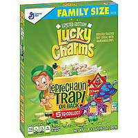 Хлопья Lucky Charms Limited Edition St Patrick's Day 547 g 22.12.20