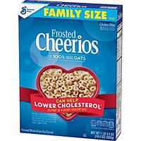 Cheerios Frosted Grain 552 g