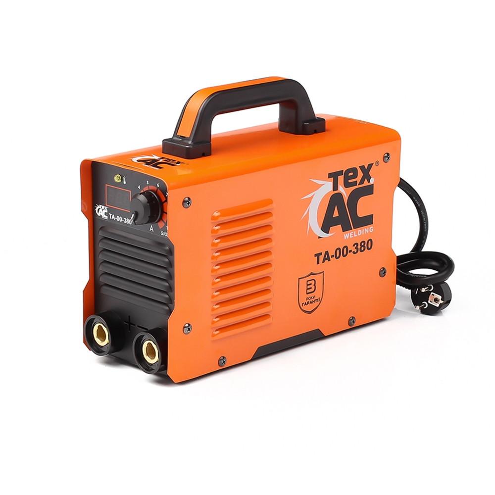 Зварювальний апарат Tex.AC ТА-00-380