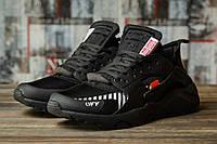 Мужские кроссовки BaaS Nice, текстиль, пена, черные. 45