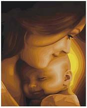 """Картина по номерам Люди """"Счастье"""", 40х50 см, 4*"""