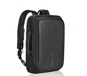 """Рюкзак для ноутбука XD Design Bobby Bizz проти крадіжки 15.6"""" Black (P705.571)"""