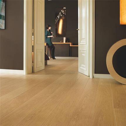 Ламинат Quick-Step Largo Natural varnished Oak planks (Дуб натуральный лакированный) LPU1284, фото 2