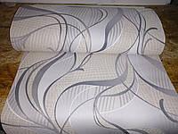 Обои Водограй 2 5645-03, виниловые,стандартный рулон длиной 10 м,ширина 0.53 м