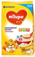 Каша   кукурудзяно-рисова з бананом молочна для дітей від 5-ти місяців