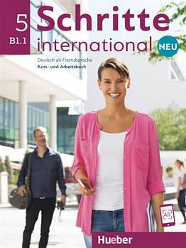 Schritte international Neu 5 B1.1 Kursbuch + Arbeitsbuch