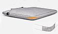 Сумка для ноутбука 15.6 дюймов - серый, фото 6