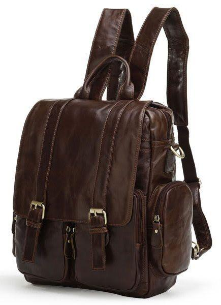 Рюкзак Vintage 14163 Коричневый, Коричневый