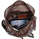 Рюкзак Vintage 14163 Коричневый, Коричневый, фото 8