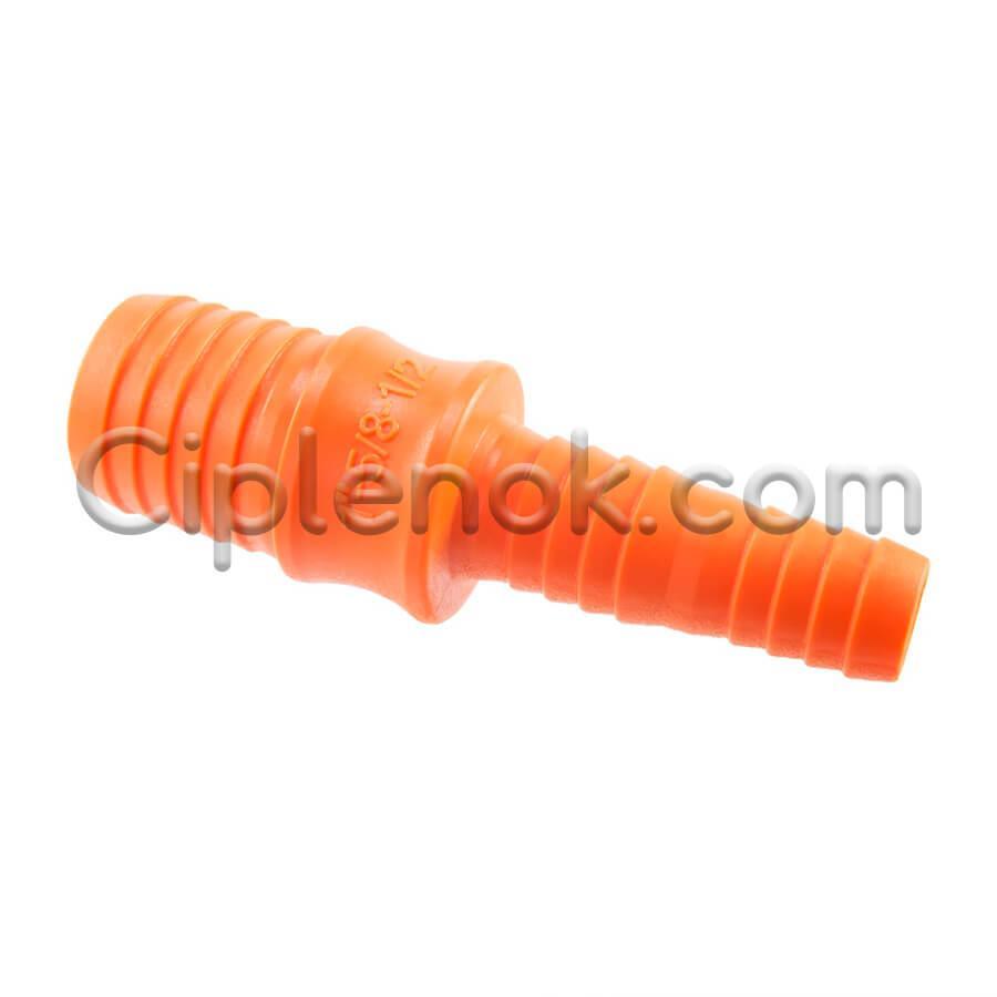Трубка переходная для полива 1″ x 1/2″-5/8″